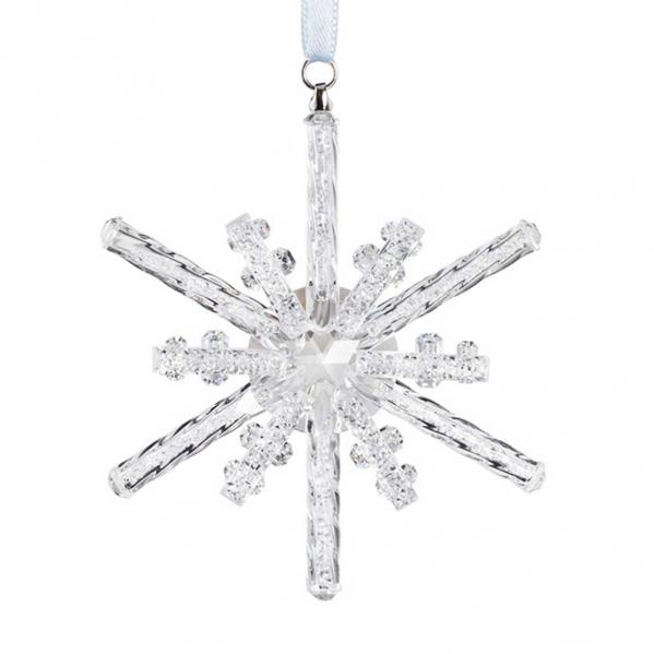 Preciosa Crystal 2016 Annual Christmas Ornament