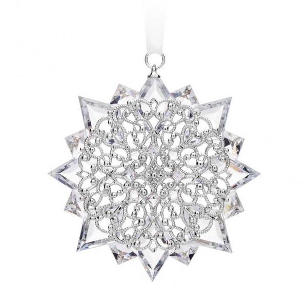 Preciosa Crystal 2019 Annual Christmas Ornament