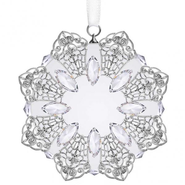 Preciosa Crystal Annual Christmas Ornament for 2020