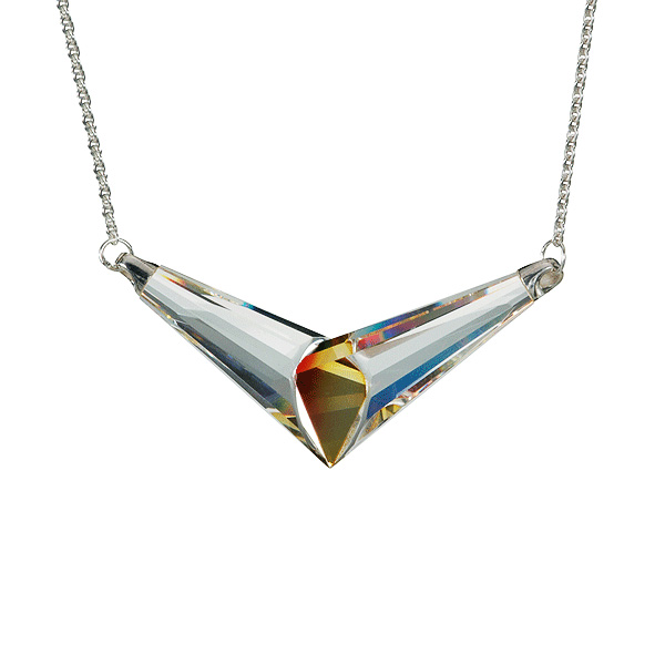 Preciosa Victoria Crystal Pendant Necklace