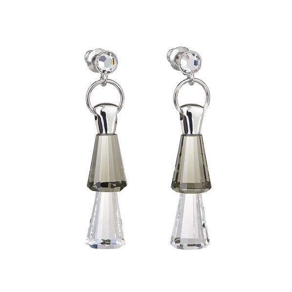 Preciosa Crystal Duo Earrings